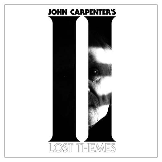 JOHN CARPENTER LOST THEMES II LP VINYL NEW 33RPM