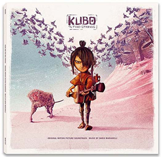 KUBO & THE TWO STRINGS Dario Marianelli LP Vinyl NEW 2017