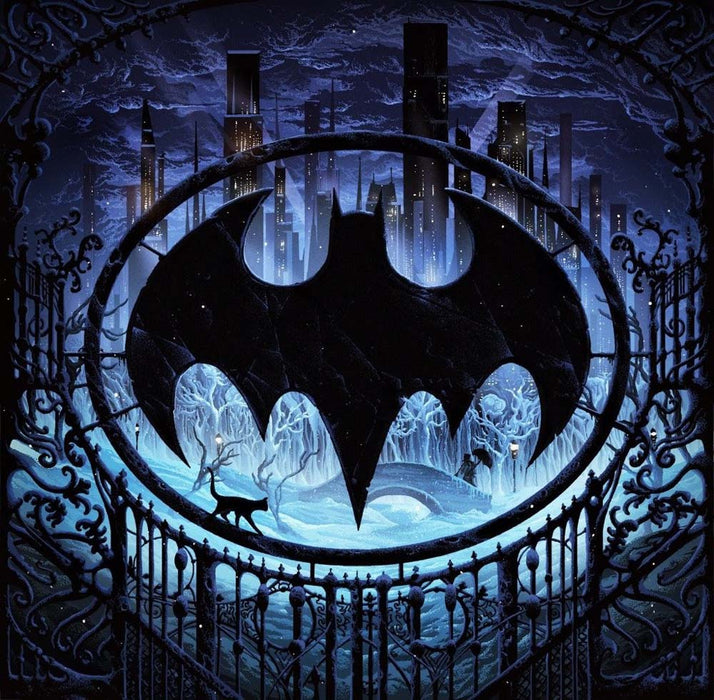 BATMAN RETURNS Soundtrack LP Vinyl NEW 2017
