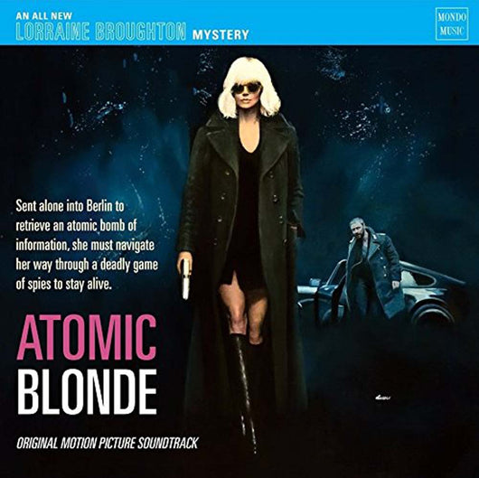 ATOMIC BLONDE Soundtrack DOUBLE LP Vinyl NEW 2017