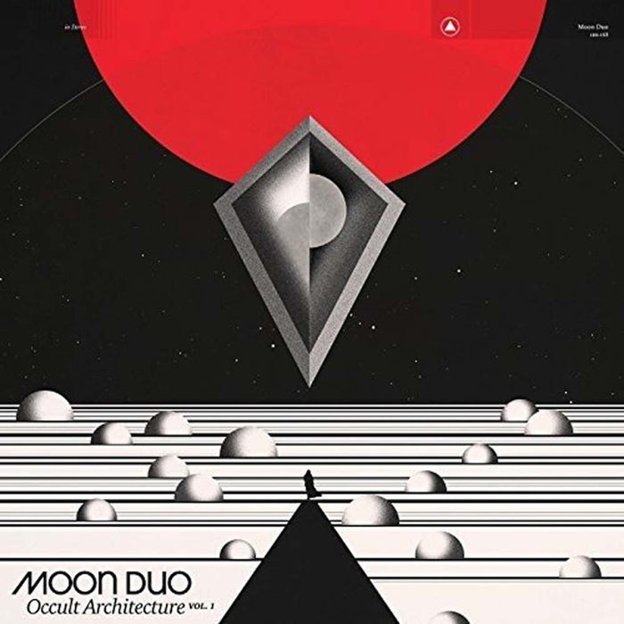 MOON DUO Occult Architecture Vol. 1 LP Vinyl NEW 2017