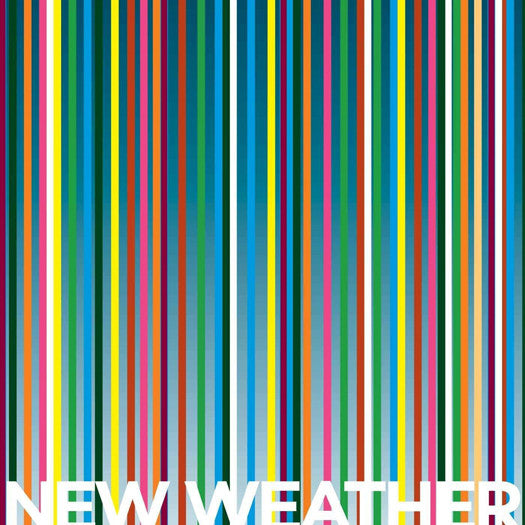 NEW WEATHER NEW WEATHER LP VINYL NEW (US) 33RPM