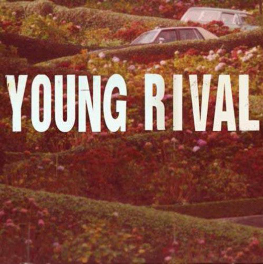 YOUNG RIVAL YOUNG RIVAL LP VINYL NEW (US) 33RPM