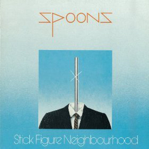 SPOONS STICK FIGURE NEIGHBOURHOOD LP VINYL NEW (US) 33RPM