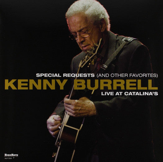 KENNY BURRELL SPECIAL REQUEST AND OTHER FAVORITES LP VINYL NEW (US) 33RPM
