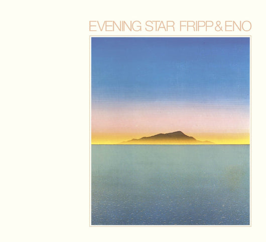 FRIPP AND ENO EVENING STAR LP VINYL 33RPM NEW