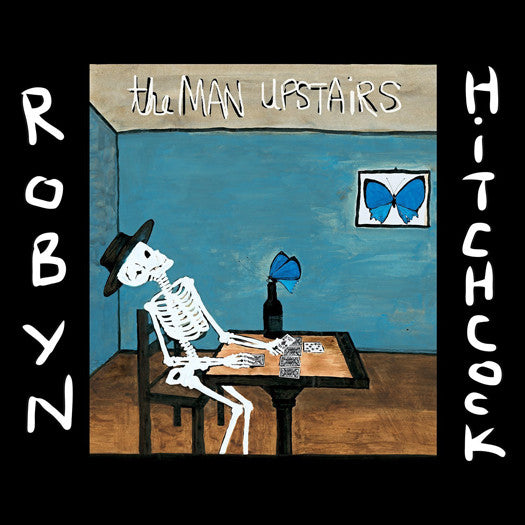 ROBYN HITCHCOCK MAN UPSTAIRS LP VINYL AND DOWNLOAD NEW (US) 33RPM