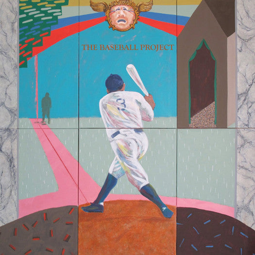 BASEBALL PROJECT 3RD LP VINYL AND CD NEW (US) 33RPM
