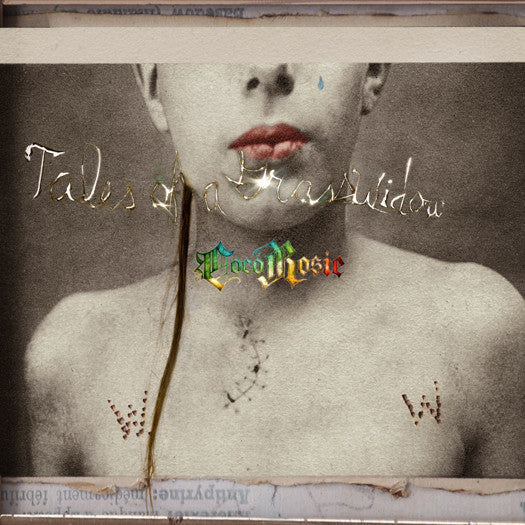 COCOROSIE TALES OF A GRASSWIDOW LP VINYL NEW (US) 33RPM
