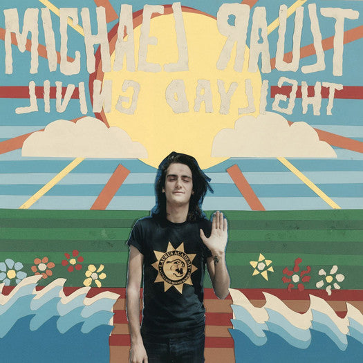 MICHAEL RAULT LIVING DAYLIGHT LP VINYL NEW (US) 33RPM