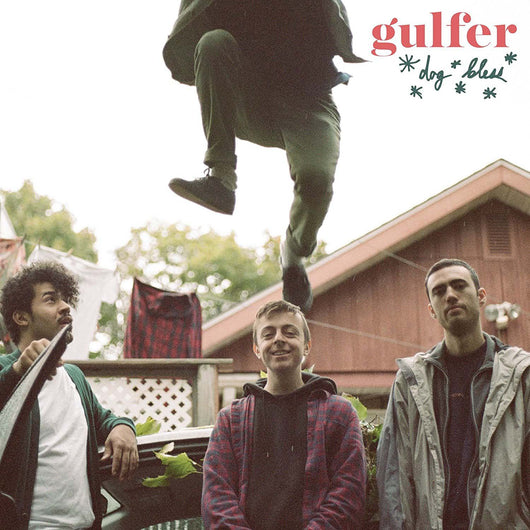 GULFER Dog Bless LP Vinyl NEW 2018
