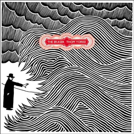 THOM YORKE THE ERASER LP VINYL NEW 33RPM 2006