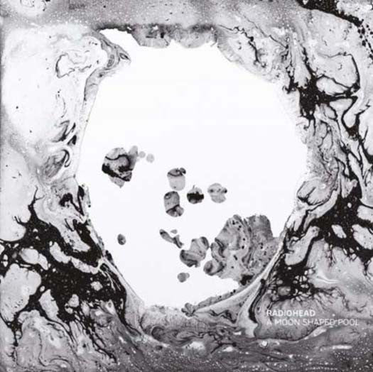 RADIOHEAD A Moon Shaped Pool 2LP Black VINYL NEW