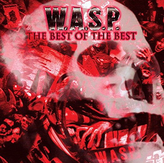 WASP BEST OF THE BEST LP VINYL NEW (US) 33RPM