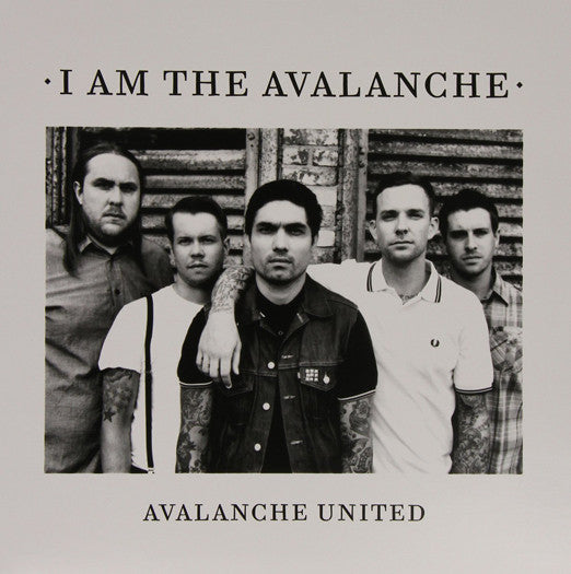I AM THE AVALANCHE AVALANCHE UNITED LP VINYL NEW (US) 33RPM