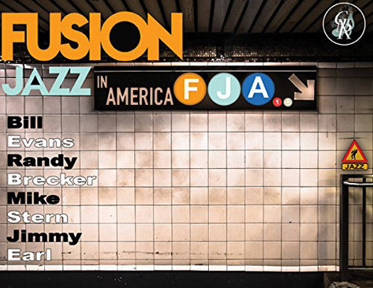 FUSION JAZZ IN AMERICA FUSION JAZZ IN AMERICA LP VINYL NEW (US) 33RPM