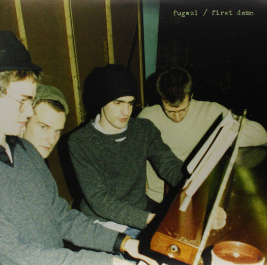 FUGAZI FIRST DEMO (PCRD) LP VINYL NEW (US) 33RPM
