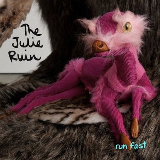 JULIE RUIN RUN FAST LP VINYL NEW (US) 33RPM