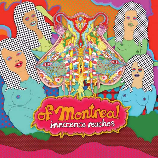 OF MONTREAL Innocence Reaches LP Vinyl NEW