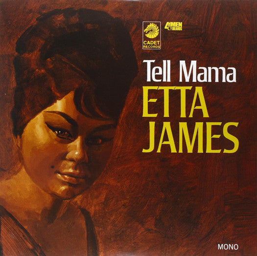 ETTA JAMES TELL MAMA LP VINYL NEW (US) 33RPM