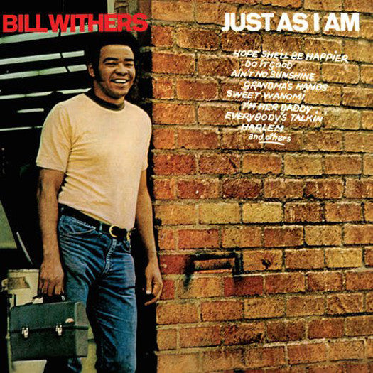 BILL WITHERS JUST AS I AM LP VINYL NEW (US) 33RPM