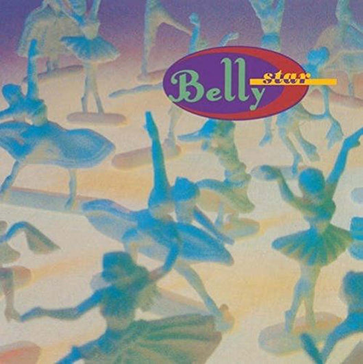 Belly Star Limited Blue Vinyl LP Brand New 2016