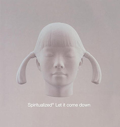 SPIRITUALIZED LET IT COME DOWN LP VINYL NEW (US) 33RPM LIMITED EDITION