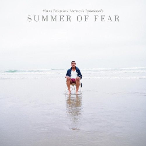 MILES BENJAMIN ANTHONY ROBINSO SUMMER OF FEAR LP VINYL 33RPM NEW