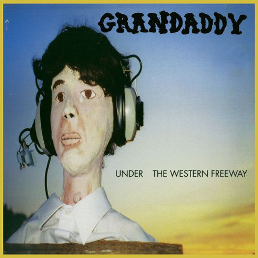 GRANDADDY UNDER THE WESTERN FREEWAY LP VINYL NEW (US) 33RPM