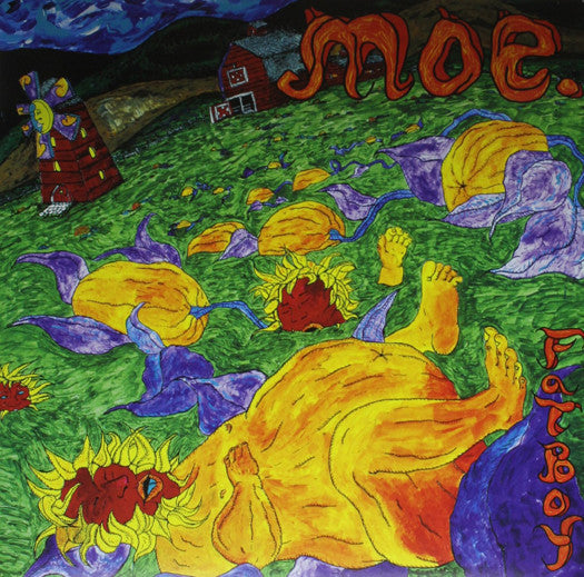 MOE. FATBOY LP VINYL NEW (US) 33RPM