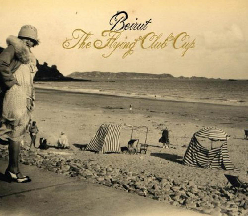Beirut The Flying Club Cup Vinyl LP New 2007