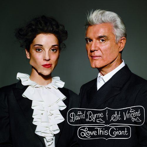 DAVID BYRNE ST VINCENT LOVE THIS GIANT LP VINYL NEW 33RPM
