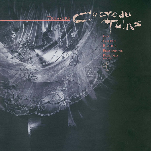 COCTEAU TWINS Treasure LP Vinyl NEW 2018