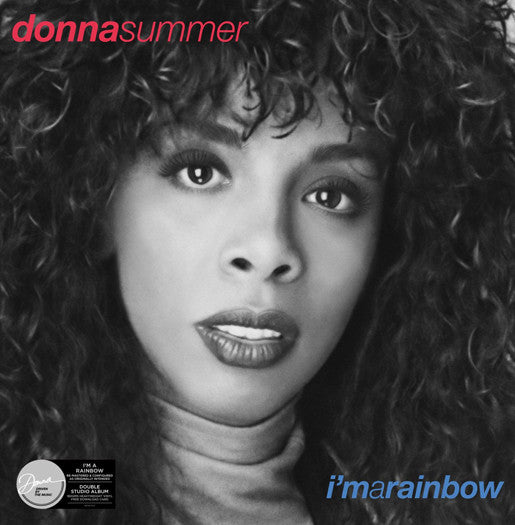DONNA SUMMER I'M A RAINBOW (UK) LP VINYL NEW (US) 33RPM