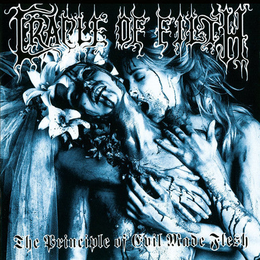 CRADLE OF FILTH PRINCIPLE OF EVIL MADE FLESH LP VINYL NEW (US) COLOURED