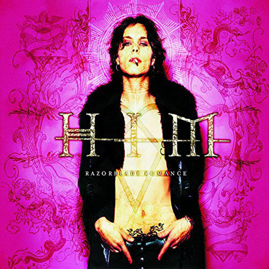 HIM RAZORBLADE ROMANCE LP VINYL NEW (US) 33RPM REMASTERED COLOURED DELUXE