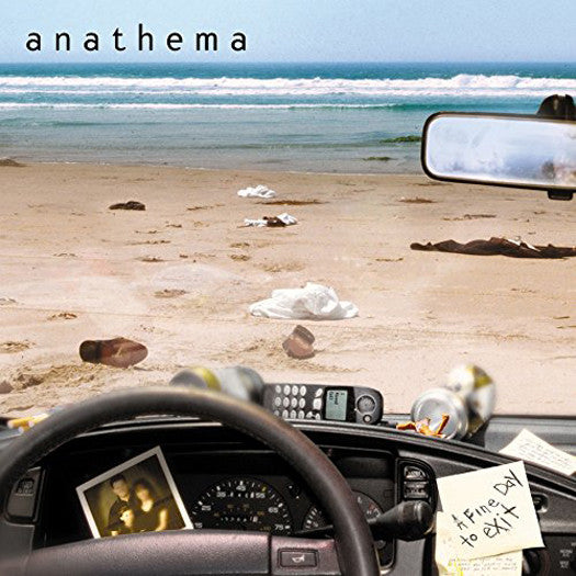 ANATHEMA FINE DAY TO EXIT CD AND LP VINYL NEW (US) 33RPM