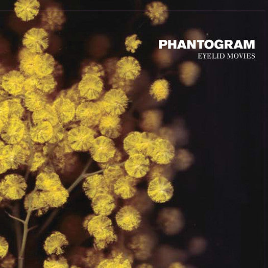 PHANTOGRAM EYELID MOVIES LP VINYL NEW (US) 33RPM