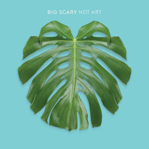 BIG SCARY NOT ART LP VINYL NEW (US) 33RPM