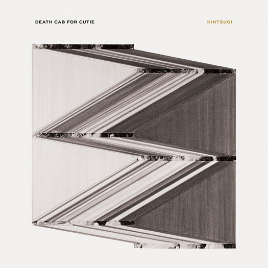 DEATH CAB FOR CUTIE KINTSUGI CD AND LP VINYL NEW (US) 33RPM
