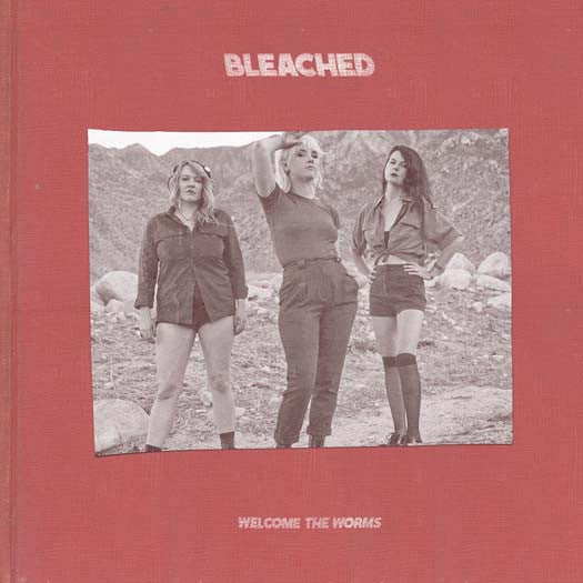 BLEACHED WELCOME THE WORMS LP VINYL NEW 33RPM