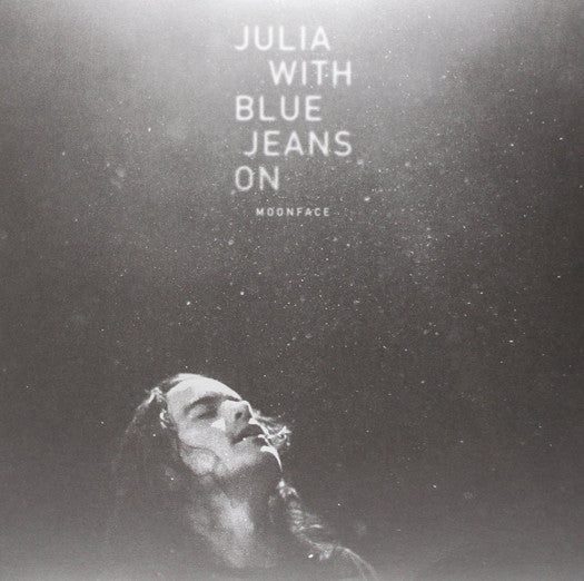 MOONFACE JULIA WITH BLUE JEANS ON LP VINYL NEW 2013 33RPM