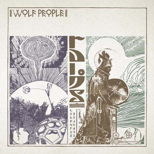 Wolf People Ruins LP Vinyl NEW Indies Only