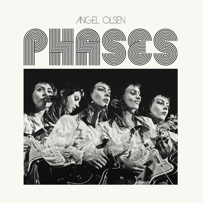 ANGEL OLSEN Phases LP Indies Only Green Vinyl NEW 2017