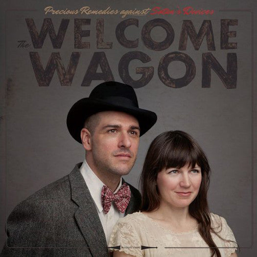 WELCOME WAGON PRECIOUS REMEDIES AGAINST SATANS DEVICES LP VINYL NEW 33RPM