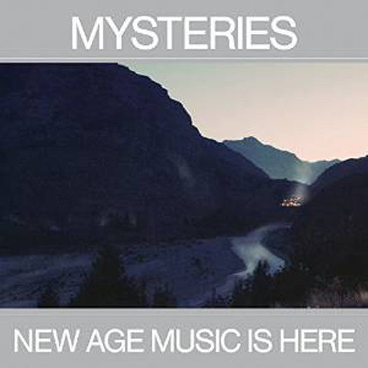 MYSTERIES NEW AGE IS HERE LP VINYL NEW 33RPM