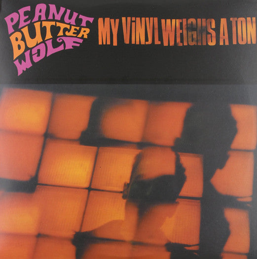 PEANUT BUTTER WOLF My Vinyl Weighs A Ton LP Vinyl NEW 2015