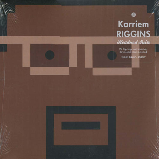 Karriem Riggins Headnod Suite Vinyl LP New 2017