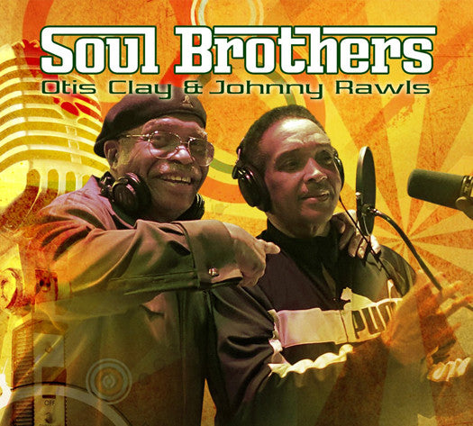 OTIS RAWLS JOHNNY CLAY SOUL BROTHERS LP VINYL NEW (US) 33RPM