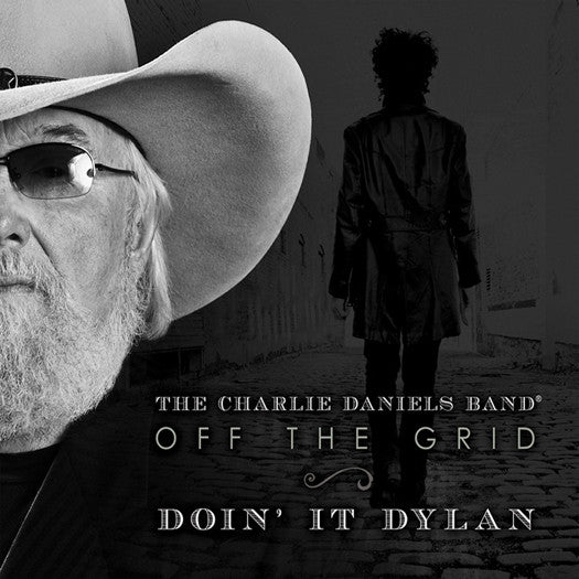 CHARLIE DANIELS BAND OFF THE GRID DOIN IT DYLAN LP VINYL NEW (US) 33RPM